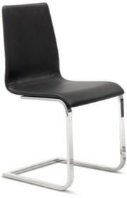 Krzesło Jude SP wyprodukowane przez Domitalia. Krzesło posiada lakierowany, stalowy stelaż oraz siedzenie i oparcie całkowicie tapicerowane....