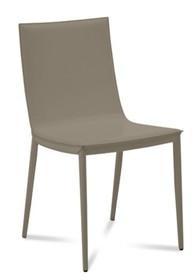 Krzesło Mito wyprodukowane przez Domitalia. Krzesło posiada metalowy stelaż który jest całkowicie pokryty skóra. Posiada uniwersalny,...