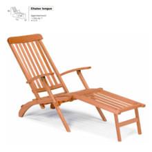 Idealny na taras lub do ogrodu włoski leżak. W całości wykonany z litego bukowego drewna dostępny w kolorze naturalnym. Przy zamówieniu...