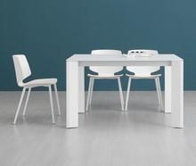 Stół NEOS wyprodukowany przez Domitalia.<br />Stół jest prostokątny, rozkładany półautomatycznie.<br />Stalowa,...