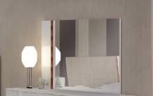 Lustro prostokątne z kolekcji mebli SIRIO WHITE idealnie współgra z meblami z tej kolekcji. Lustro posiada charkterystyczny dla tej kolekcji element...