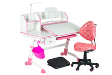 Amare II Pink with Drawer + SST5 Pink