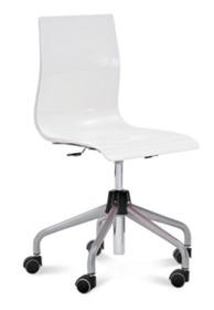 Fotel biurowy GEL-D wyprodukowany przez najlepszą na świecie firmę meblarską Domitalia. Fotel posiada lakierowaną, stalową ramę, powłokę wykonaną z...