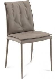 Krzesło DIVA pochodzi z najnowszego katalogu Domitalia. <br />DIVA posiada metalowe, lakierowane w kolorze tapicerki nogi oraz tapicerowane siedzenie i...