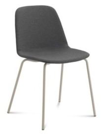 DOT-M to krzesło pochodzące z kolekcji Domitalia. Krzesło z oparciem posiada lakierowaną, stalową ramę a siedzisko wraz z oparciem jest...