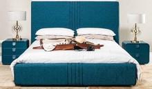 Przepiękne łóżko ATELIER od Notte Brava jest kwintesencją włoskiego rzemiosła i stylu.<br />Łóżko z tapicerowanym obwodem oraz...