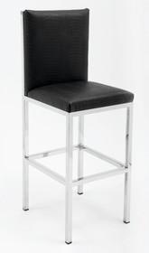 Hoker UG jest estetycznym, wygodnym, bardzo praktycznym krzesłem barowym, wykonanym z najwyższej jakości stali nierdzewnej, ze skórzanym siedziskiem...
