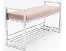 Ławka MU jest wykonana z najwyższej klasy stali nierdzewnej, którą zdobi górą materiał jako eleganckie wykończenie.<br />Jest...