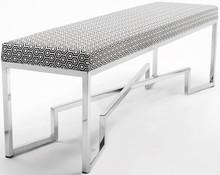 Ławka została wykonana z najwyższej klasy stali nierdzewnej, natomiast wykończenie zostało zrobione z materiału wysokiej jakości. Możliwe jest...