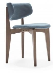 Krzesło KSENIA/I tapicerowane LIVONI