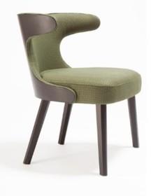 Tapicerowany fotel ONDA jest częścią kolekcji o tej samej nazwie wyprodukowanej przez cenioną włoską firmę LIVONI.<br /><br />Wygodny,...