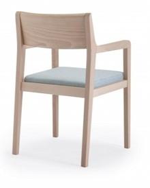 Krzesło z podłokietnikami AMARCORD LIVONI