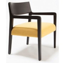 Fotel z podłokietnikami AMARCORD LIVONI