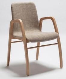 Fotel BALDER<br />Miękkie, zaokrąglone kształty nadają subtelności oraz elegancji dla tego fotela. Dzięki zastosowaniu oryginalnego projektu...
