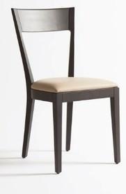 Wygodne, funkcjonalne krzesło 1S jest oryginalne i wyjątkowe, choć jego wygląd jest bardzo prosty i klasyczny. Krzesło wykonane jest z drewna bukowego...