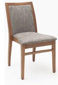 Wygodne, funkcjonalne krzesło FRIDA jest oryginalne i wyjątkowe, choć jego wygląd jest bardzo prosty i klasyczny. Krzesło wykonane jest z drewna bukowego...