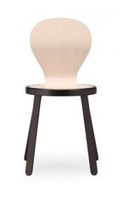 BIANCA została stworzona z solidnego drewna bukowego, natomiast siedzisko i oparcie z panelu wielowarstwowego fornirowanego bukiem.<br /><br...