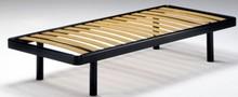 Stelaż łóżka/ łóżko pod materac bez przodu ani tyłu (zagłówka i części przy nożnych).<br />UWAGA: ZDJĘCIE PODGLĄDOWE...