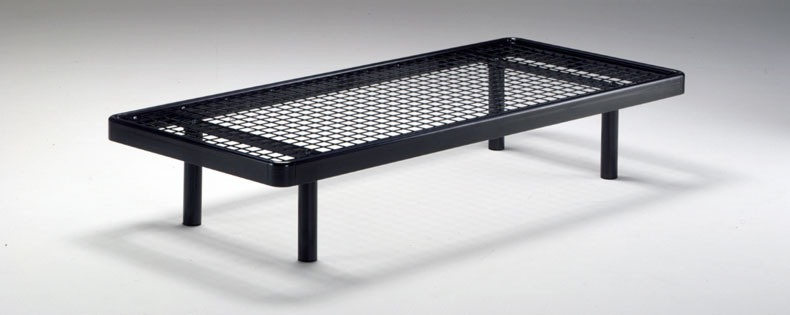 łóżko 200x160 Cm Metalowy Stelaż Pod Materac Z Metalową Siatką Stałą Produkt Włoski