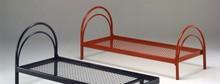 Stelaż łóżka/ łóżko pod materac z zagłówkiem oraz przodem (elementem przy nożnym).<br />Stelaże z ramą obwodową metalową...