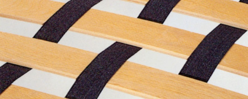 łóżko 200x200 Stelaż Pod Materac 36 Drewnianych Listew Produkt Włoski