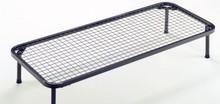 Stelaż łóżka/ łóżko pod materac bez przodu oraz tyłu.<br />Stelaże z ramą obwodową metalową o przekroju 40 mm z metalową...