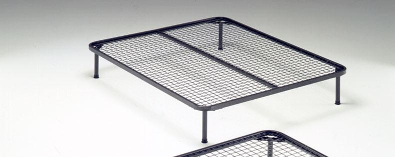 Podwójne łóżko 200x140160 Cm Metalowy Stelaż Pod Materac Produkt Włoski