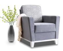 Fotel wypoczynkowy do salonu BERGEN
