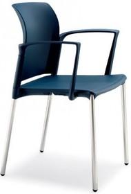 CLASS CL102 jest to krzesło konferencyjne. Jak nazwa kolekcji wskazuje- jest idealne do sal wykładowych, aul, korytarzy szkolnych czy klas.<br...