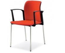 CLASS CL012 jest to krzesło konferencyjne. Jak nazwa kolekcji wskazuje- jest idealne do sal wykładowych, aul, korytarzy szkolnych czy klas.<br...