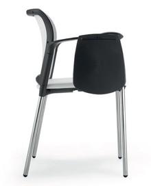 CLASS CL103 jest to krzesło konferencyjne. Jak nazwa kolekcji wskazuje- jest idealne do sal wykładowych, aul, korytarzy szkolnych czy klas.<br...