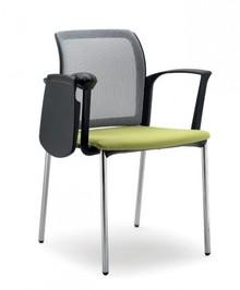 CLASS CL003 jest to krzesło konferencyjne. Jak nazwa kolekcji wskazuje- jest idealne do sal wykładowych, aul, korytarzy szkolnych czy klas.<br...