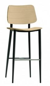 Hoker drewniany JOE M LG H65/H75