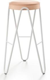Hoker Apelle JUMP jest meblem pochodzącym z rodziny MIDJ z kolekcji Apelle.<br />Podstawa wykonana z lakierowanego metalu czarnego bądź...