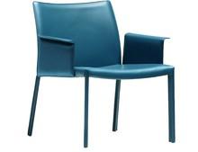Fotel z podłokietnikiem NUVOLA ATB TS, cechuje się bardzo prostą stylistyką, która usatysfakcjonuje osoby o najróżniejszych...