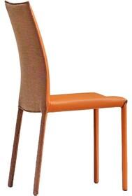 Krzesło z wysokim oparciem NUVOLA SA TS MIDJ