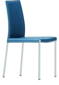 Krzesło z wysokim oparciem NUVOLA SBR TS MIDJ