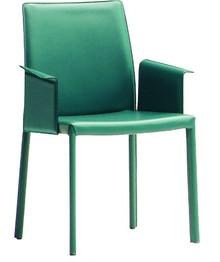 Fotel z podłokietnikiem NUVOLA PBLR TS, cechuje się bardzo prostą stylistyką, która usatysfakcjonuje osoby o najróżniejszych...