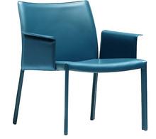 Fotel z podłokietnikiem NUVOLA ATB CU, cechuje się bardzo prostą stylistyką, która usatysfakcjonuje osoby o najróżniejszych...