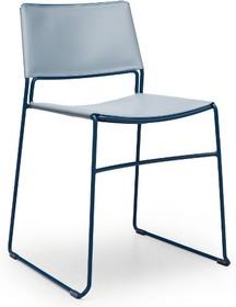 Krzesło na płozach SLIM S CU MIDJ
