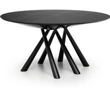 Stół FOREST posiada średnicę aż 150 cm. Nogi wykonane są z wysokiej jakości lakierowanej stali w dwóch kolorach: brązowym lub...