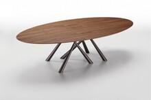 Owalny stół FOREST 280x120 MIDJ