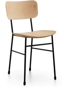 Krzesło MASTER jest meblem wyjątkowym, stylowym i eleganckim.<br />Stelaż krzesła wykonany jest z wysokiej jakości lakierowanej stali. Oparcie wraz...
