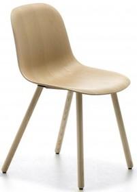 Krzesło MANI WOOD 4WL 3D