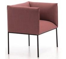 Stylowy fotel SHARP posiada metalowy stelaż, całość jest tapicerowana.<br />Idealny mebel do każdego pomieszczenia. Niezwykle stylowe i eleganckie...