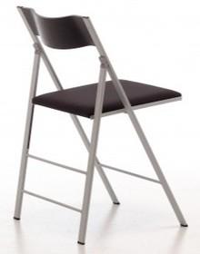Krzesło POCKET WOOD FABRIC