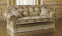 Elegancka, klasyczna i stylowa sofa dwuosobowa DECOR z funkcją spania.<br />Sofę można kupić w czterech możliwych kombinacjach: z dwoma bokami, z...