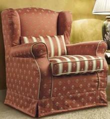 Elegancki, klasyczny i stylowy fotel Nostalgia.<br />Przedstawiona przez nas cena główna produktu dotyczy wersji z dwoma bokami.<br />Fotel...