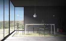 BROOKLIN to rozkładany, nowoczesny stół.<br />Dzięki swoim sporym rozmiarom po rozłożeniu BROOKLIN pomieści przy sobie aż do osiem...