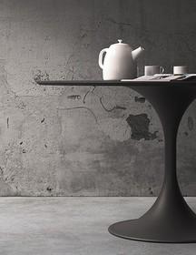 Stół okrągły FLOW